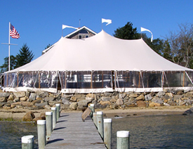 sperry fabric tents